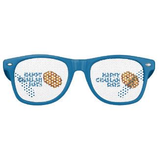 Happy Challah Days Hanukkah Chanukah Jewish Bread Retro Sunglasses