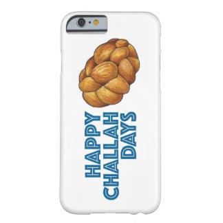 Happy Challah Days Hanukkah Chanukah Phone Case