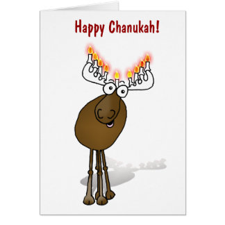 Happy Chanukah! Card