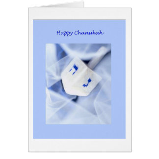 Happy Chanukah Card