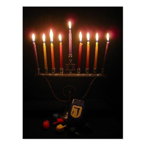 Happy Chanukah! Postcards