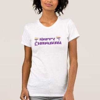 Happy Chanukah Tee Shirts