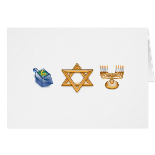 Happy Chanukkah Card