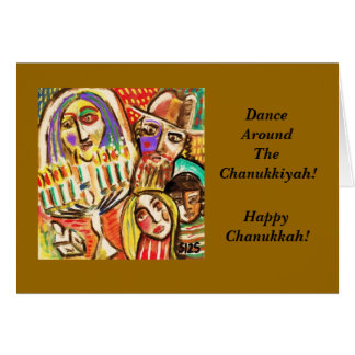 Happy Chanukkah : Jewish Festival of Lights Cards