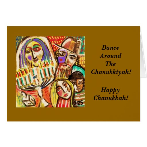 Happy Chanukkah : Jewish Festival of Lights Cards