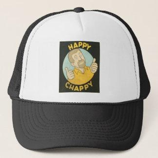 Happy Chappy :) Trucker Hat
