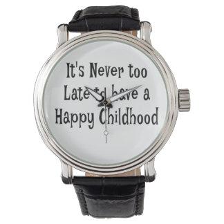 Happy Childhood Watch Men