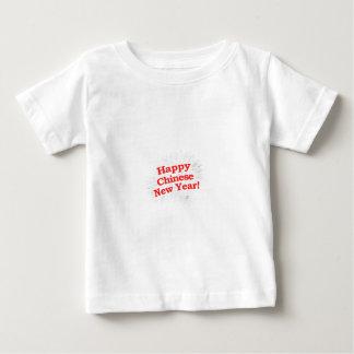 Happy Chinese New Year Design Baby T-Shirt