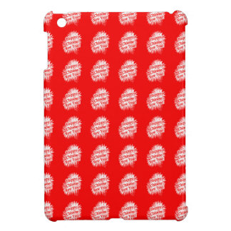 Happy Chinese New Year Pattern iPad Mini Cover