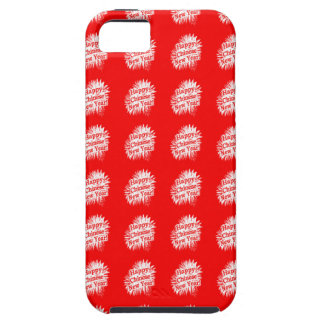 Happy Chinese New Year Pattern iPhone 5 Case