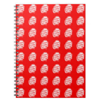 Happy Chinese New Year Pattern Notebooks