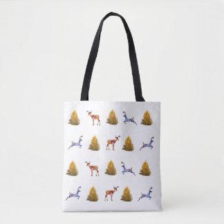 Happy Christmas  All-Over-Print Tote Bag