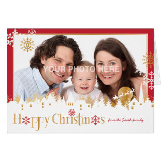 Happy Christmas Card