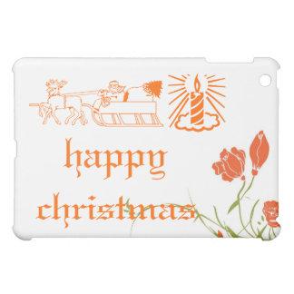 happy christmas... case for the iPad mini