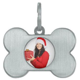 Happy Christmas! Pet ID Tags