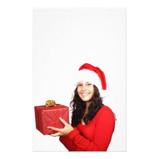 Happy Christmas! Custom Stationery