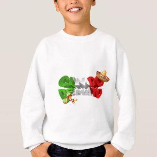 Happy Cinco De Mayo Design Sweatshirt