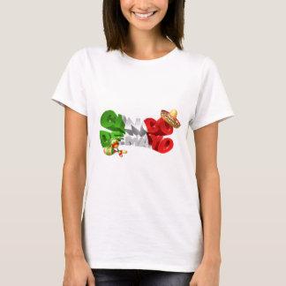 Happy Cinco De Mayo Design T-Shirt