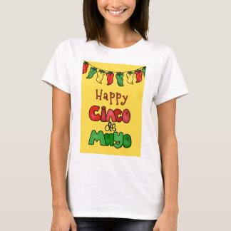 Happy Cinco de Mayo T-Shirt
