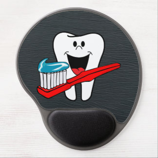 Happy clean tooth gel mouse pad