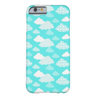 Happy Cloud Pattern Phone Case