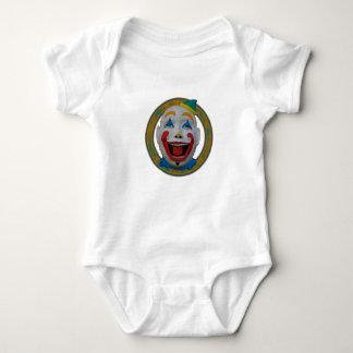 Happy Clown Baby Bodysuit