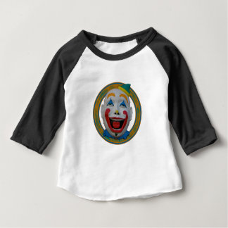 Happy Clown Baby T-Shirt