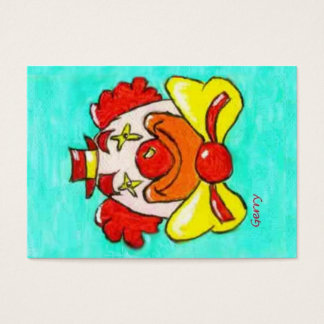 HAPPY CLOWN BUSINESS CARD