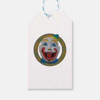 Happy Clown Gift Tags