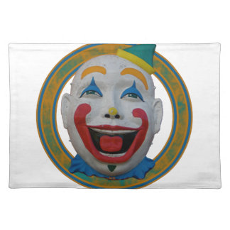 Happy Clown Placemat