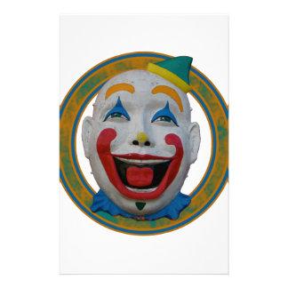 Happy Clown Stationery