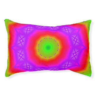 Happy Colors Dog Bed - Small