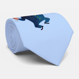 happy cop tie