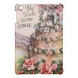 Happy Couple Wedding Cake iPad Mini Case
