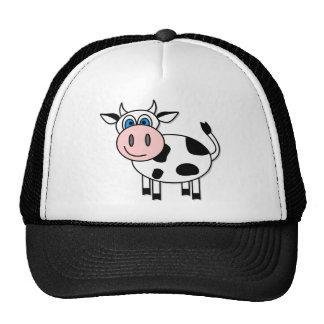 Happy Cow - Customizable Trucker Hat