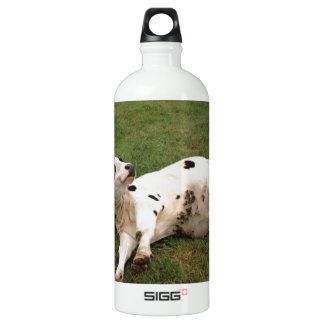 happy cow organic farm SIGG traveller 1.0L water bottle