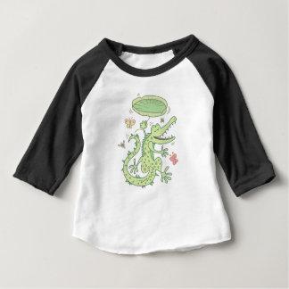 Happy crocodile baby T-Shirt
