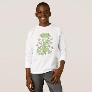 Happy crocodile T-Shirt