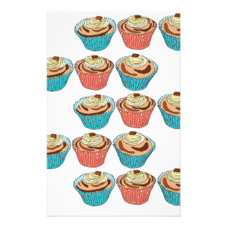 Happy Cup Cakes Stationery