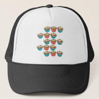 Happy Cup Cakes Trucker Hat