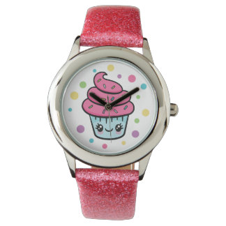 Happy Cupcake kids watch