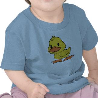 Happy Cute Yellow Duckling Tees