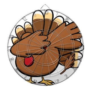Happy Dabsgiving! Dabbing Turkey Dartboard