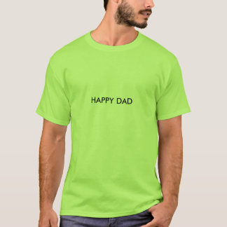 HAPPY DAD T-SHIRT 3X