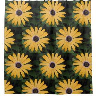 Happy Daisy Shower Curtain