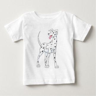 Happy Dalmatian Baby T-Shirt