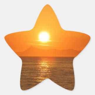 HAPPY DAY CRETE STAR STICKER