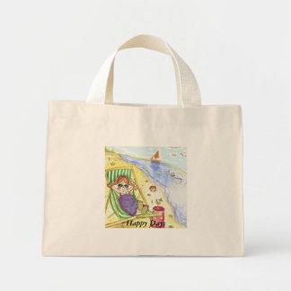 Happy Days Mini Tote Bag