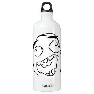 Happy derp -meme SIGG traveler 1.0L water bottle