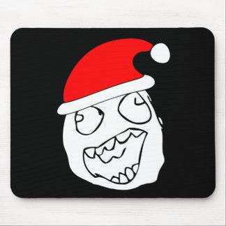 Happy derp xmas meme mousepads